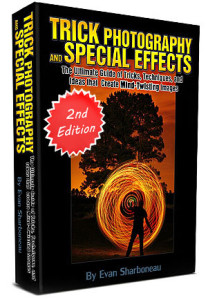 Photo techniques shown in Trick Photography & Special Effects